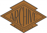 ARCHIVE MOTORCYCLES