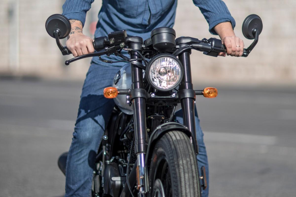 Moto Archive Motorcycle Cafe Racer 125 Paradise Moto
